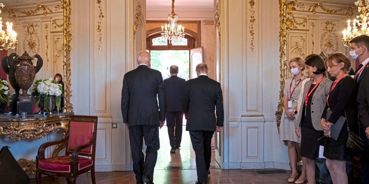 Bizarre Angriffe auf Biden nach Putin-Treffen