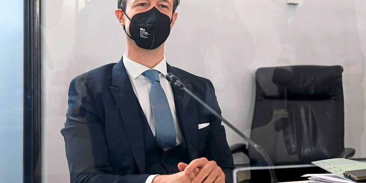 Bundespräsident kontrolliert Blümel schon wieder: Das neue Normal