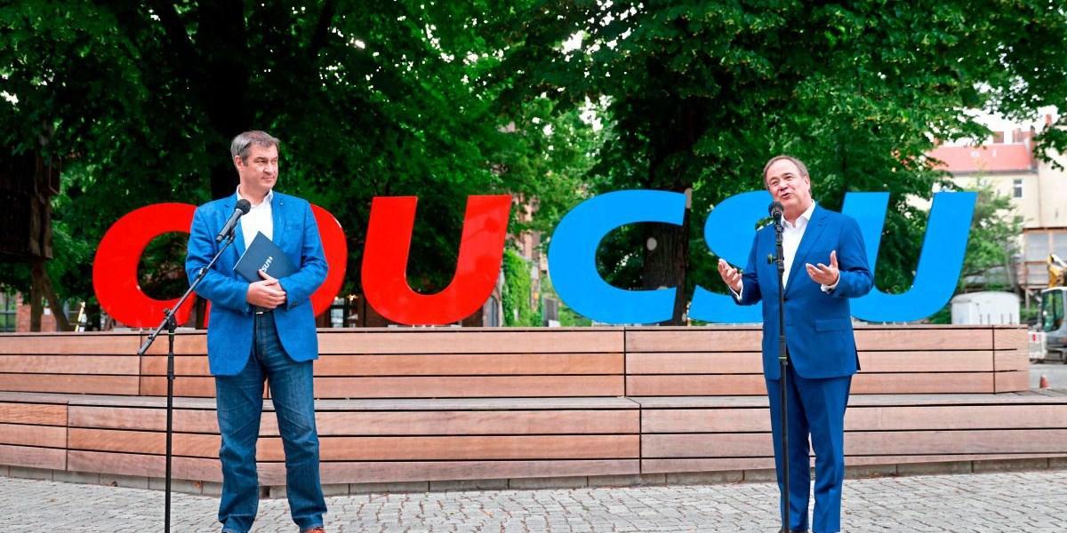 CDU und CSU einigen sich offenbar auf ein gemeinsames Wahlprogramm