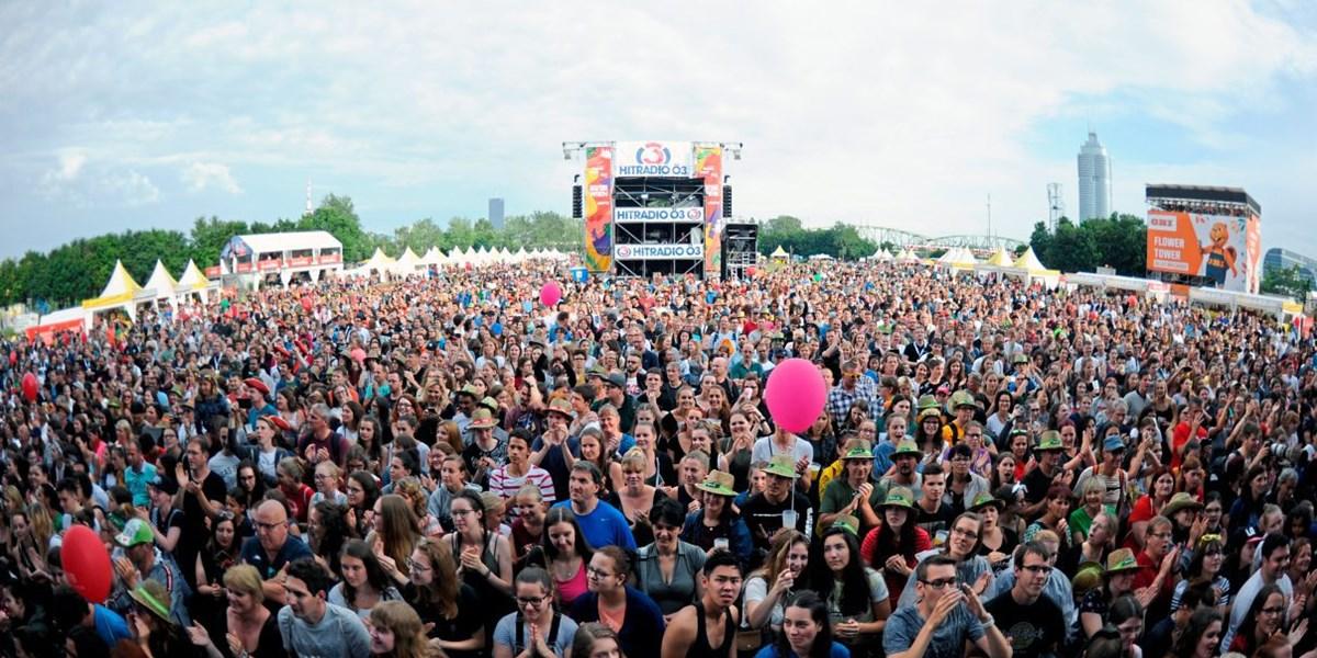 Wiener Donauinselfest Mitte September auf vier Bühnen