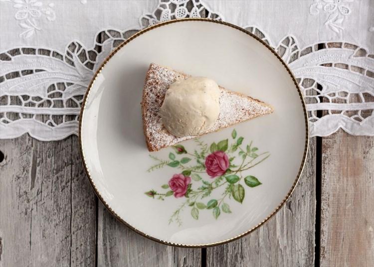 Torta Paradiso: Der Geschmack des Himmels