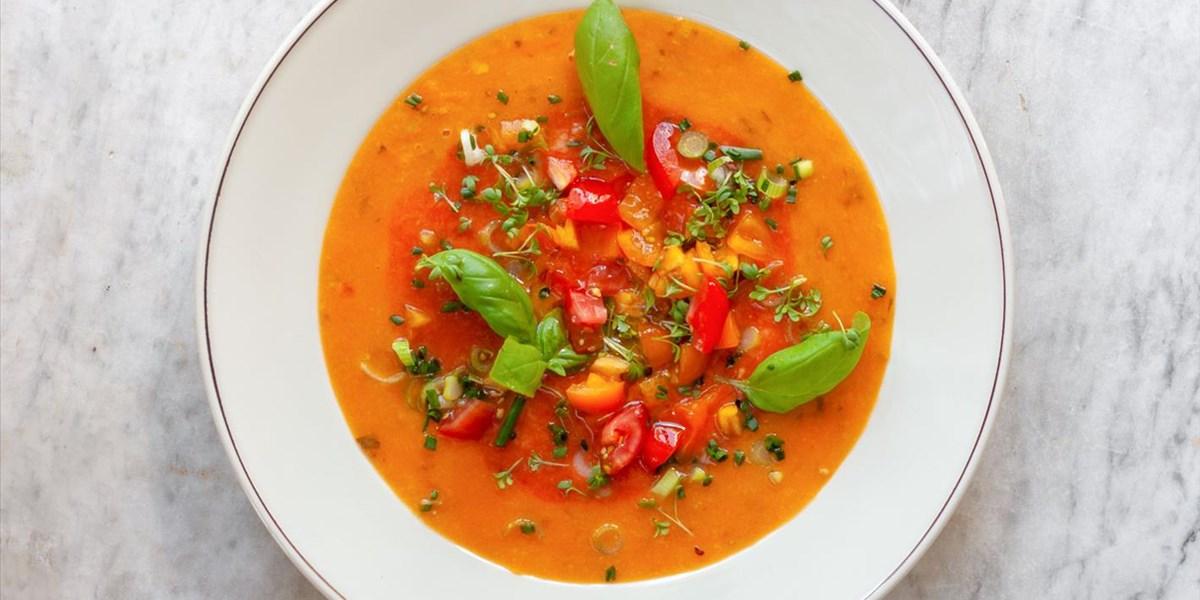 La pappa al pomodoro: Florentiner Tomatensuppe