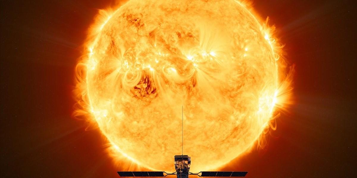Mit der Solar-Orbiter-Mission der Sonne entgegen