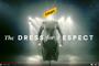 Werbekampagne - Kleid mit Sensoren zeigt Anzahl von Grapschern auf