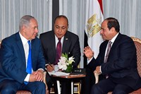 foto: afp photo / ho / restricted to editorial use - mandatory credit 'afp photo / egyptian presidency'