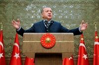 foto: apa / afp / turkish presidential pre