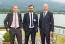 Finanz- und Börsen-Experten am Wolfgangsee: Hello bank! lud zum Branchenevent