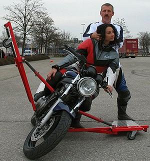 schr glage dank st tzradl motorbikes. Black Bedroom Furniture Sets. Home Design Ideas