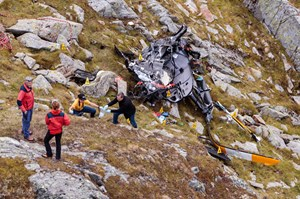 Hannes Arch Unfall