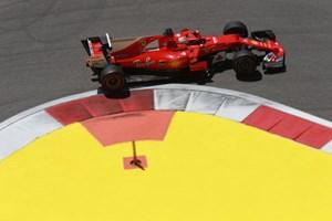 Ferrari setzt Mercedes unter Druck.