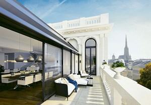 palais schottenring matrix f r die luxuswohnung luxusimmobilien immobilien. Black Bedroom Furniture Sets. Home Design Ideas
