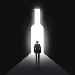 Die alkoholische Abhängigkeit und die Familie