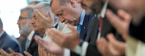 foto: apa / afp / turkish presidential / str