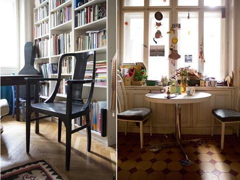 ordnung ist f r mich keine zu hause notwendigkeit. Black Bedroom Furniture Sets. Home Design Ideas