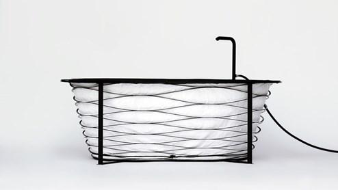 pack die faltbare badewanne ein design interieur lifestyle. Black Bedroom Furniture Sets. Home Design Ideas