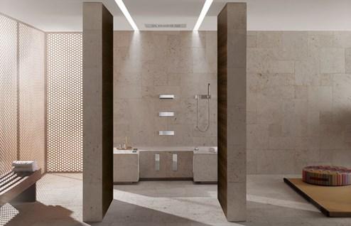 andreas dornbracht ein bad kostet so viel wie ein auto wohnen lifestyle. Black Bedroom Furniture Sets. Home Design Ideas
