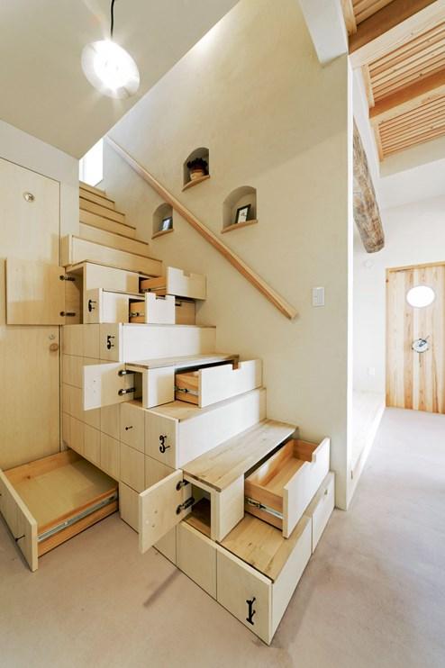 weniger quadratmeter neue ideen f r wohnen auf kleinem raum wohnen lifestyle. Black Bedroom Furniture Sets. Home Design Ideas