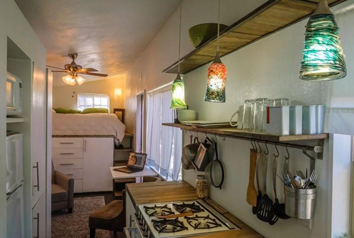 klitzekleines wohnen familie auf 21 quadratmetern bauen wohnen immobilien. Black Bedroom Furniture Sets. Home Design Ideas