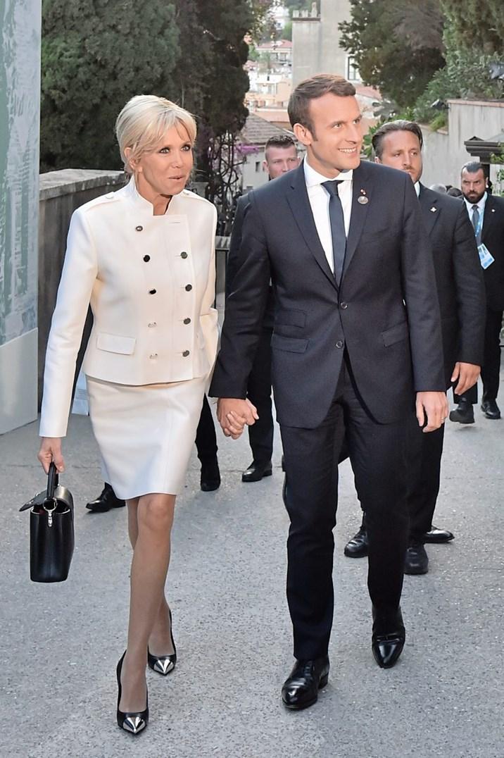 Louis Vuitton Shoes  Macron