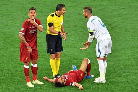 Titelhattrick Fur Real Nach 3 1 Gegen Liverpool
