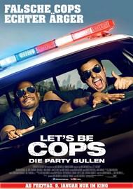 Let's Be Cops - Die Party-Bullen