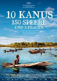 Zehn Kanus