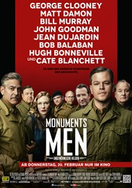 Monuments Men - Ungewöhnliche Helden