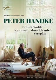 Peter Handke - Bin im Wald, kann sein, dass ich mich verspäte ...