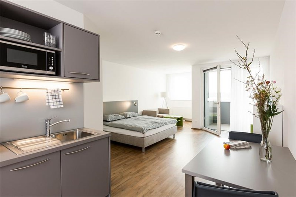 room4rent ihr zuhause auf zeit standard. Black Bedroom Furniture Sets. Home Design Ideas