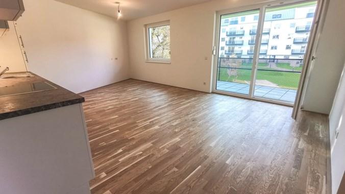 Küche-/ Wohnzimmer