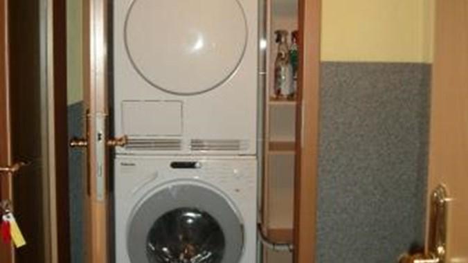 Waschmaschine +Trockner