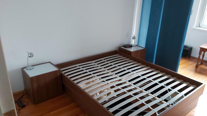 Schlafzimmer - Bett