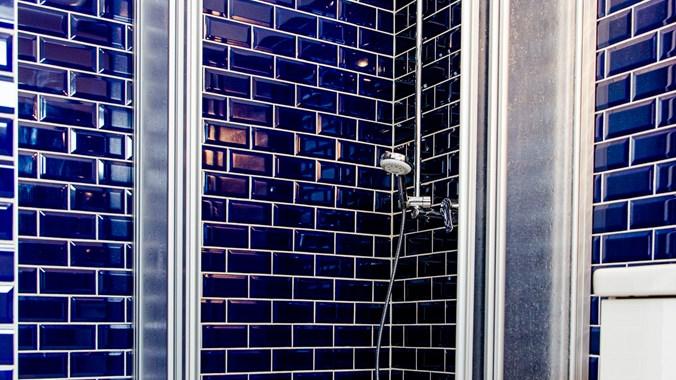 Dusche barrierefrei