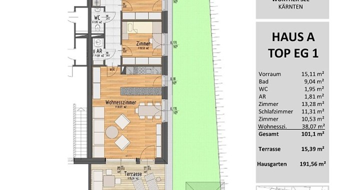 Info-Detail / Grundriss