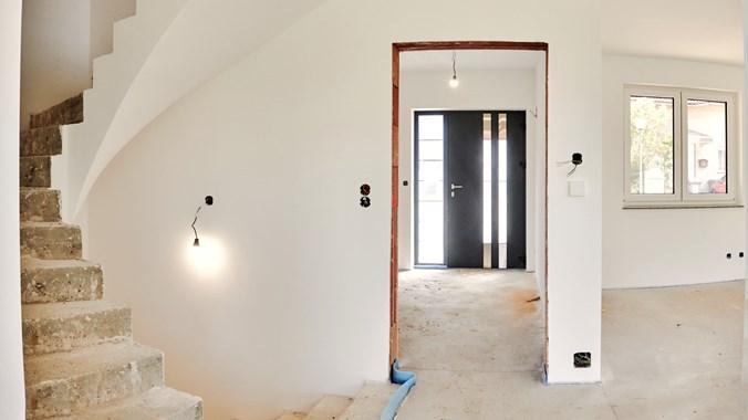 Esszimmer-Vorzimmer