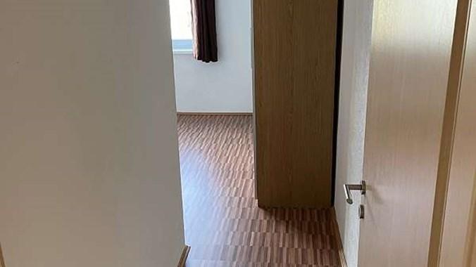 Eingang Schlafzimmer