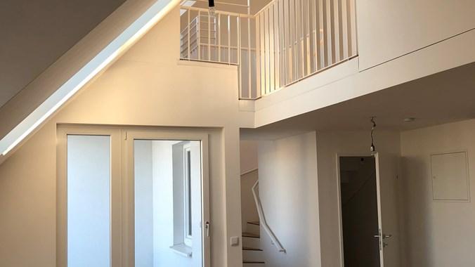 Wohnzimmer/Galerie