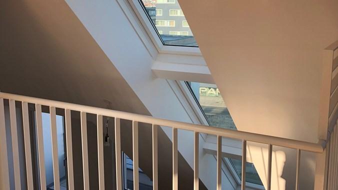 Obere Etage - Blick zur Galerie